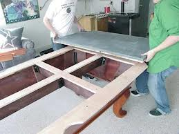 Pool table moves in Hagerstown Maryland