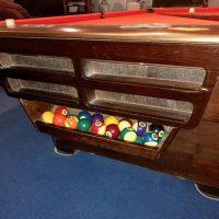 9 × 4 Brunswick Pool Table