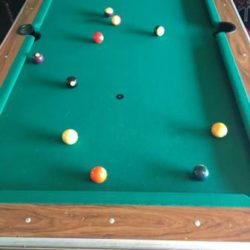 United Billiards Table