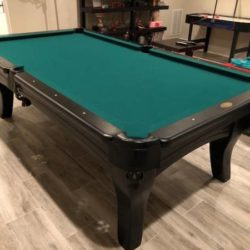 Selling Beautiful Spencer Marston Pool Table