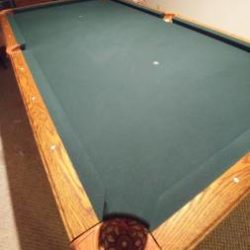 Olhausen Pool Table for Sale (SOLD)
