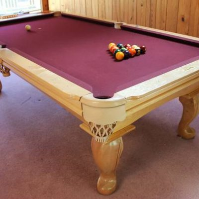 Connolly Billiards Pool Table