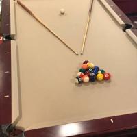 8ft Stratford Pool Table