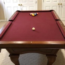 Pool Table Local Delivery In Baltimore Maryland Area (SOLD)
